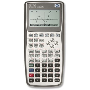hp48gii graphic calculator