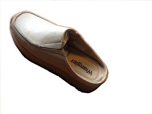 Wrangler - Zapatos de vestir para mujer blanco blanco crema Size 39 EU