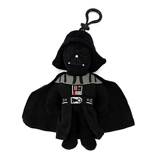 Star Wars Plush Toy Bag Clip (Darth Vader) (Darth Vader Purse)