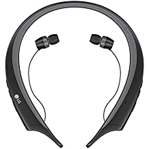 LG TONE ACTIVE HBS-A80 Wireless Bluetooth Stereo Headset - Black (Certified Refurbished)