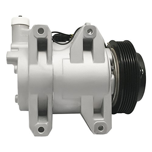 RYC Remanufactured AC Compressor and A/C Clutch - Compressor Altima
