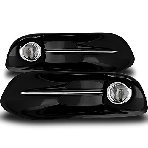 amazon com: xtune 2013-2016 dart direct fit fog lights w/switch, harness,  wiring completed set pair left+right 2014 2015: automotive