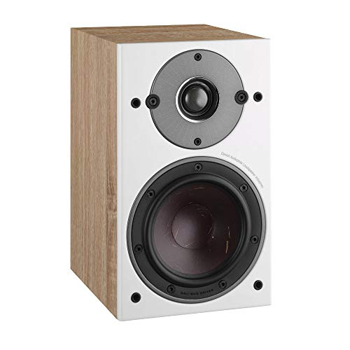 Dali Oberon 1 Bookshelf Speakers in Light Oak (Pair)