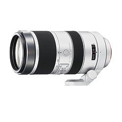 Sony Sal70400g 70-400mm F4-5.6 G Ssm Lens