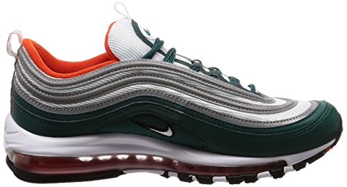 Black Team 97 Herren 001 Orange White Air Rainforest NIKE Gymnastikschuhe Mehrfarbig Max RpvtRx8w