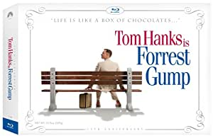 Forrest Gump (Chocolate Box Giftset) [Blu-ray]