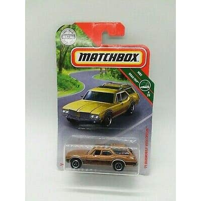 Matchbox '71 Oldsmobile Vista Cruiser: Toys & Games
