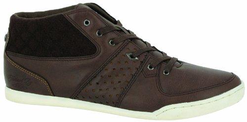Umbro Mosley Mid, Chaussures de tennis homme - Marron (852 Marron Brun) 589a36e73b66