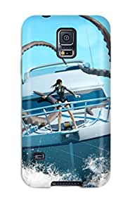 Shauna Leitner Edwards's Shop Hot Hot Snap-on Trouble En Mediterranee Hard Cover Case/ Protective Case For Galaxy S5 9488371K58550399