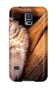 New Style JohnGWilson Hard Case Cover For Galaxy S5- Funny Best Friend Animal