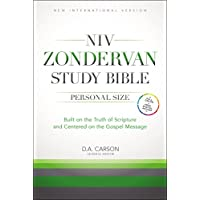 NIV Zondervan Study Bible: New International Version, Personal Size