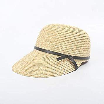 661275cccf88 Image Unavailable. Image not available for. Color: LoLa Ling 2019 New Women Visor  Sun Hats Female Wide ...