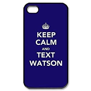 Custombox Sherlock Iphone 4/4s Case Plastic Hard Phone case-iPhone 4-DF00955