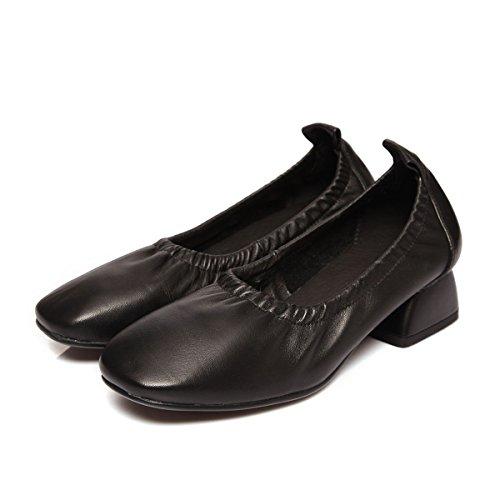 Donyyyy Boca superficial de un solo y único Zapato Zapato Thirty-nine