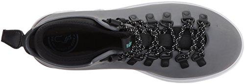 High-top Unisex Grey Schuhe block 8189 White shell White Block Native Fitzsimmons Dublin