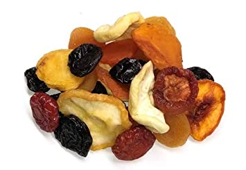 Fresh Quality Gourmet Dried Mixed Fruits (5 LB)