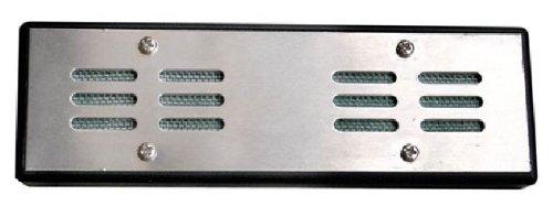 Visol Products VAC703 Silver Humidifier for Small Cigar Humidor