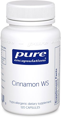 Pure Encapsulations Cinnamon Water Soluble Metabolism