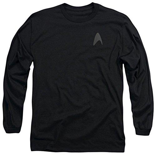 Adult Mens Black T-shirt - 6