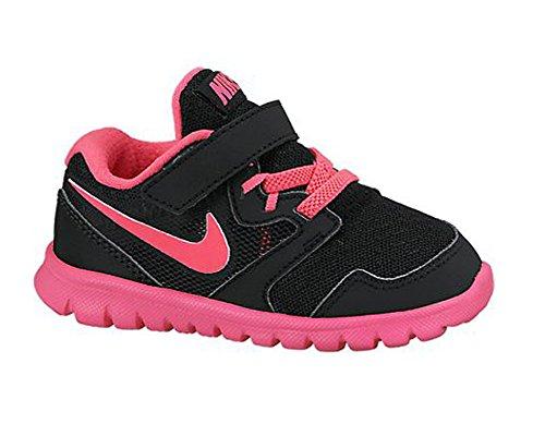 Nike 653700 001 - Zapatillas de cuero para niña