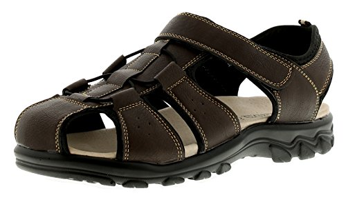 12 Casual Mens Brown Brown Wynsors 7 UK Sandals Beach Sizes Floyd FREwZxv4