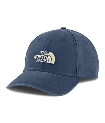 21ab806f309 Galleon - The North Face 66 Classic Hat - Shady Blue   Vintage White - One  Size