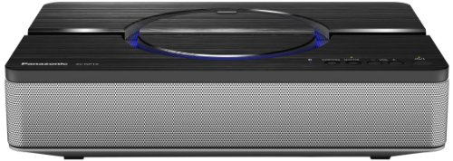 Panasonic SC-NP10 Compact desktop Wireless Speaker System with Subwoofer (Discontinued by Manufacturer)