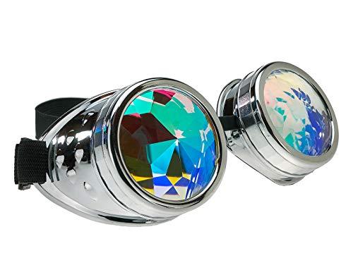 Gafas Steampunk Kaleidoscope nataci de Cyber 4sold tq6ZExx