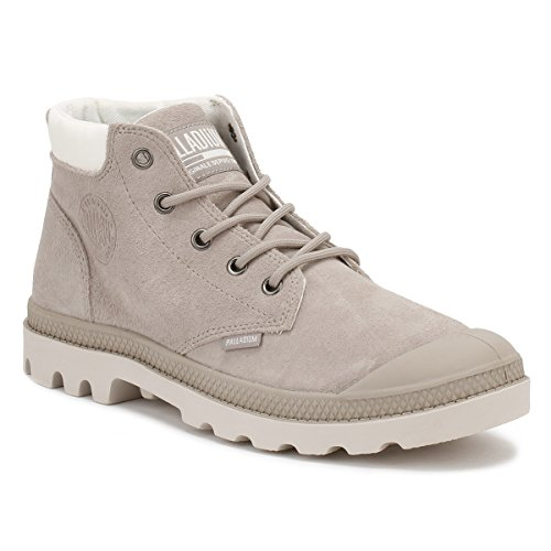 String Pampa Palladium String Low Bottes Femmes Gris Cuff O1qTw