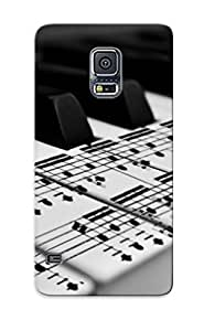 Hot AvZDoSx1795UMKJt Case Cover Protector For Galaxy S5- Piano / Special Gift For Lovers