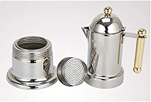 AFCITY Cafeteras de Goteo, Moka Pot Mocha Coffee Pot Café de Acero ...