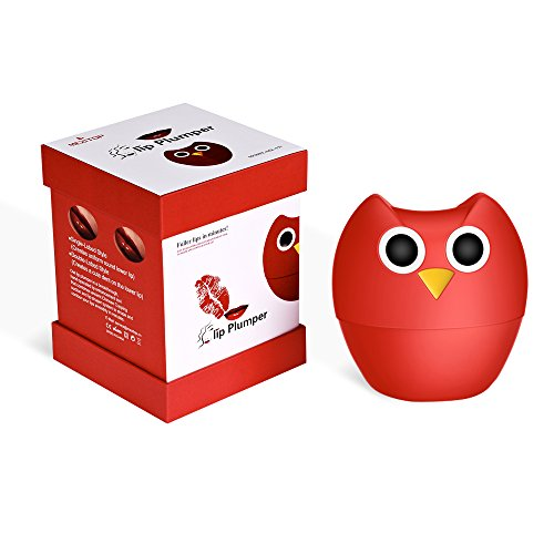 Lip Plumper Enhancer - MEXITOP NANA Owl Soft Silicone Lip Filler Plumping Device, Natural Fuller Thicker Sexy Quick Lip Enhancement Enlarger Tool, Amazing Effect Using w/Lip Gloss (Multiple Styles) by MEXITOP (Image #6)