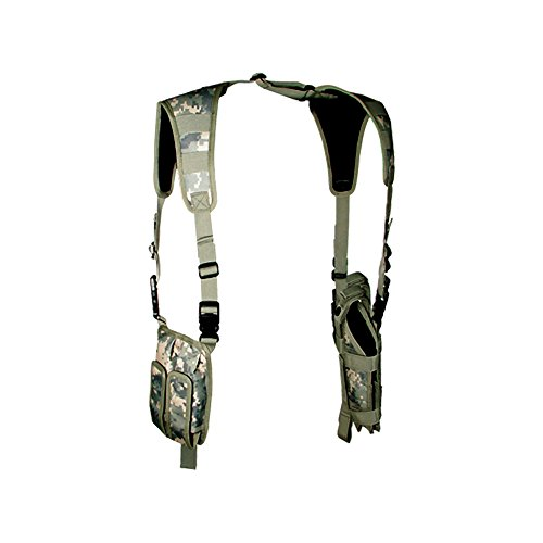 UTG LE Grade Vertical Schulter Holster Army Digital, PVC-H175R