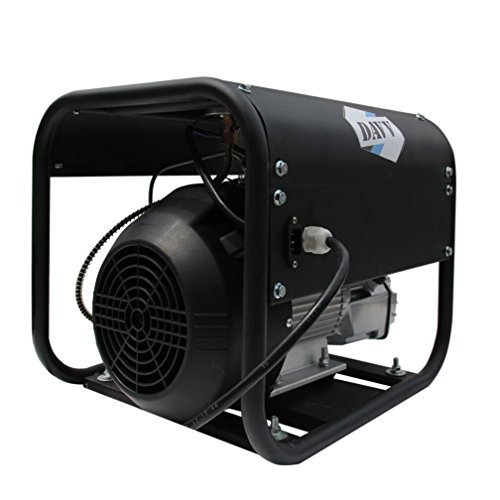 DAVV 30Mpa High Pressure Air Compressor, 110V 60Hz Dual Piston Electric Pump, PCP Refile Air Gun Scba Paintball Tank Filling Station, SCU50