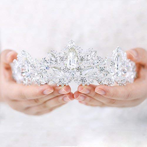 Aukmla Wedding Accessories Crowns Headpiece product image