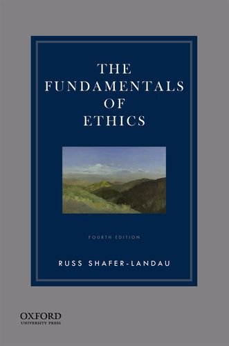 The Fundamentals of Ethics cover