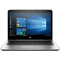 HP 840 G3 2HC73US Notebook PC - Intel Core i5-6300U 2.4 GHz Dual-Core Processor - 8 GB DDR4 SDRAM - 256 GB HDD - 14.0-inch Display - Windows 10 Pro 64-bit (Certified Refurbished)