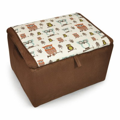 Kidz World 554645 International Upholstered Storage Box Case Harvester Kids, beige by Kidz World