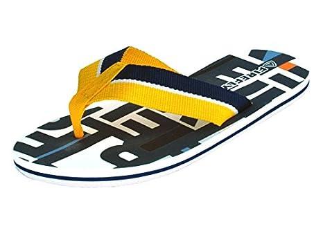 Intersport sandale «tong» neal jr weiss/blau/oran Taille 34: Amazon.fr: Vêtements et accessoires