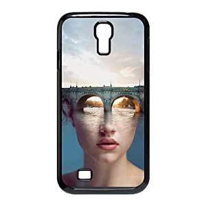 SamSung Galaxy S4 I9500 Abstract pattern Phone Back Case Customized Art Print Design Hard Shell Protection DFG027488