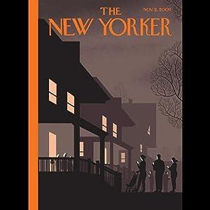 The New Yorker, November 2, 2009 (Jerome Groopman, Richard Brody, Elizabeth Kolbert) Periodical