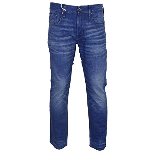 G-Star Raw Men's 3301 Itano Denim Straight Jean, Medium for sale  Delivered anywhere in USA