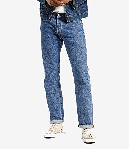 01 Original Fit Jean, Medium Stonewash - 36x28 ()