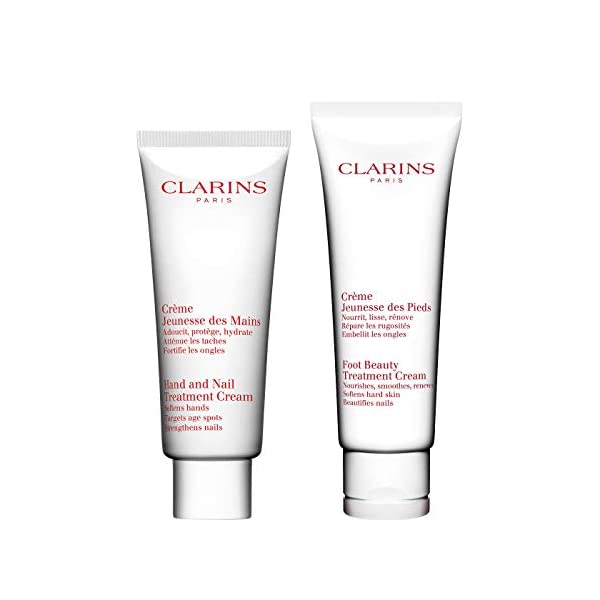clarins hand cream jasmine | best lotion for cracked cuticles and hangnails