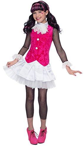 [Monster High Draculaura Costume] (Draculaura Kids Costumes)