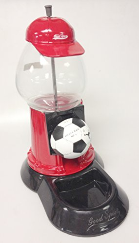 Soccer Themed Snack Dispenser -