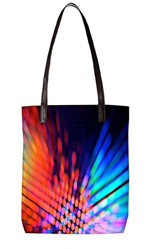 Snoogg Strandtasche, mehrfarbig (mehrfarbig) - LTR-BL-3229-ToteBag