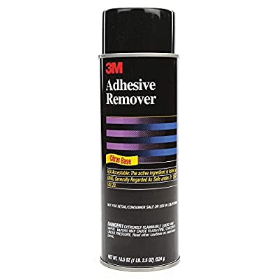 Citrus-Based Adhesive Remover, 24 Ounce Spray Can MMM6041 by 3M