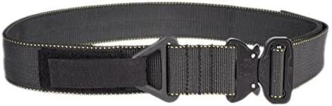 Black Medium 32-34in Tactical Assault Gear Cobra Buckle Riggers Belt