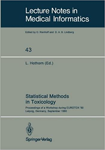 Statistical Methods in Toxicology: Workshop Proceedings (Lecture Notes in Medical Informatics)